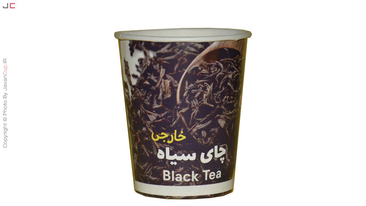 چای لیوانی سیاه خارجی