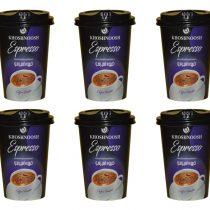 قهوه اسپرسو لیوانی 6 تایی