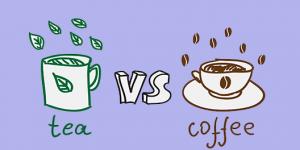 چای، دمنوش و کافه