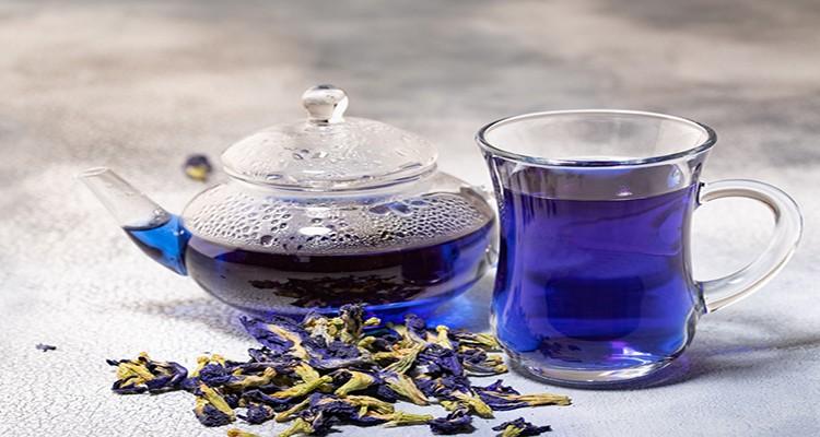 چای گل گاو زبان