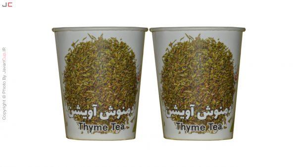 Mug with thyme
