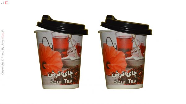 چای ترش لیولنی با درب نصفه دوتایی