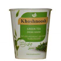 چای سبز لیوانی