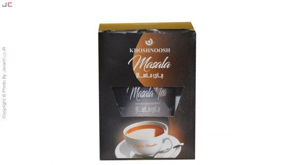چای لیوانی ماسالا تک نفره با بسته بندی