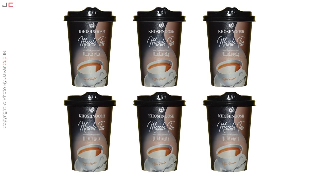چای لیوانی ماسالا 6 تایی لاکچری