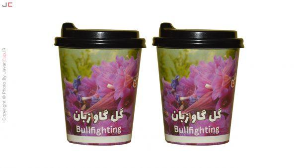 چای چای گل گاو زبان با درب دوتایی