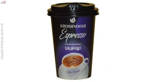 قهوه اسپرسو لیوانی تک