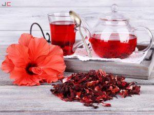 چای هیبسکوس