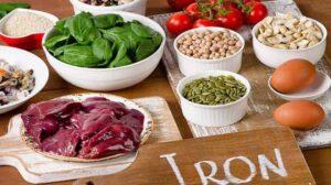 غذاهایی برای جلوگیری ازآنمی (کم خونی) در خانه