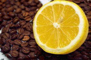 ترکیب قهوه با لیمو