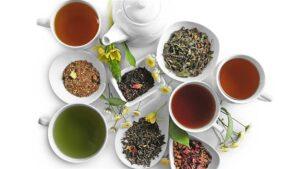 چای گیاهی سالم